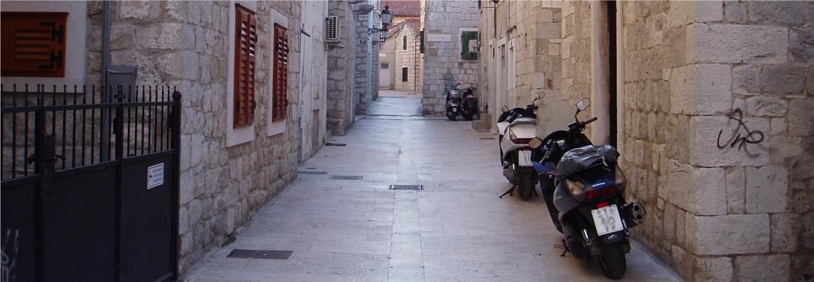 Split-Croatia-Street