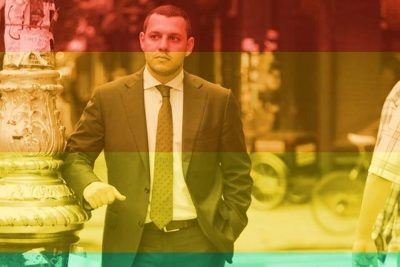Mathew Shurka Rainbow Flag Resized for blog