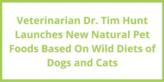 Case Study - Dr Tim's All Natural Pet Food