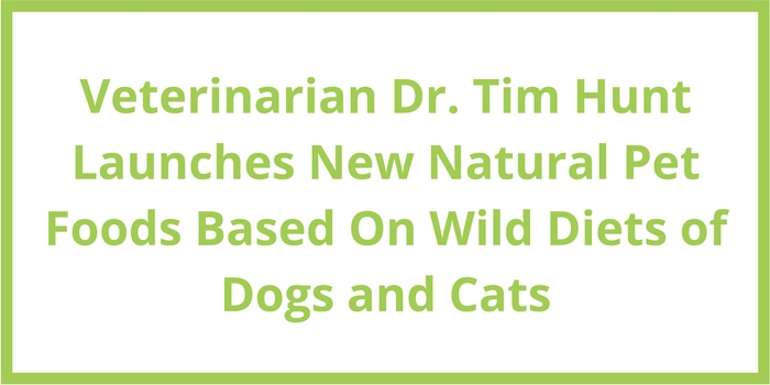 Dr tim s all natural pet food wasabi publicity for All natural pet cuisine