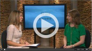 Anne Grady on Spectrum News in Austin, TX