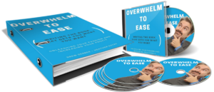 Overwhelm To Ease book writing program