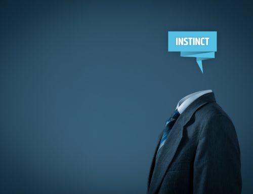 Instinct: Staying Unstuck With Common Sense